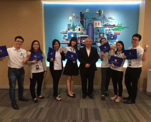 แสดงความยินดีทีมงาน BKI สำเร็จการศึกษา 9