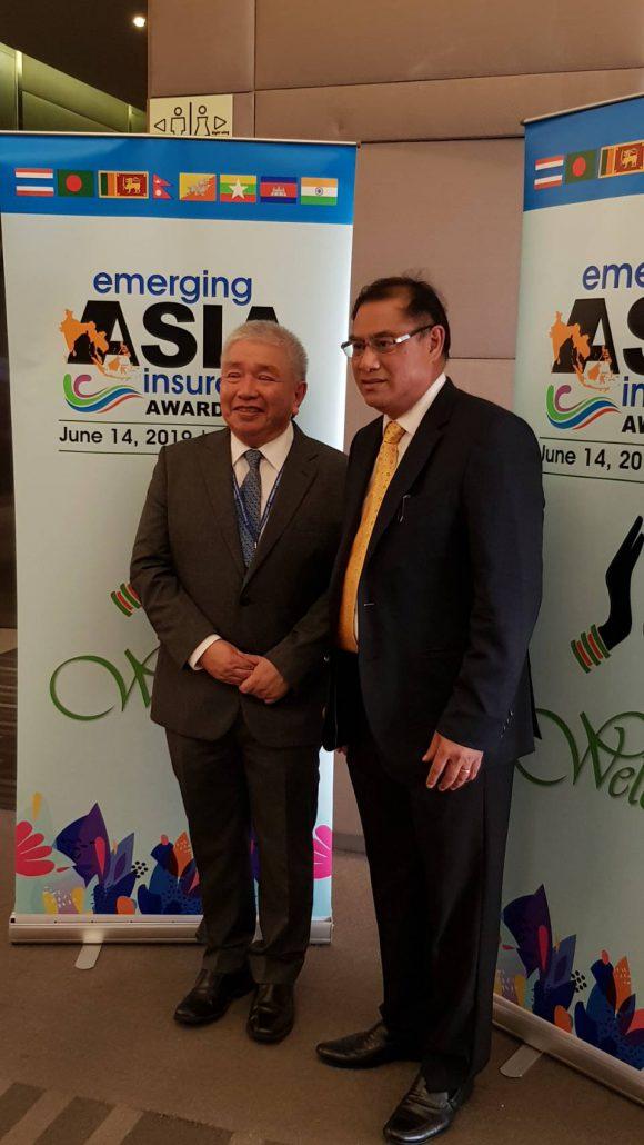 หอการค้าอินเดียผนึก TII จัดงาน Emerging Asia Insurance Conclave and Awards 2019 11