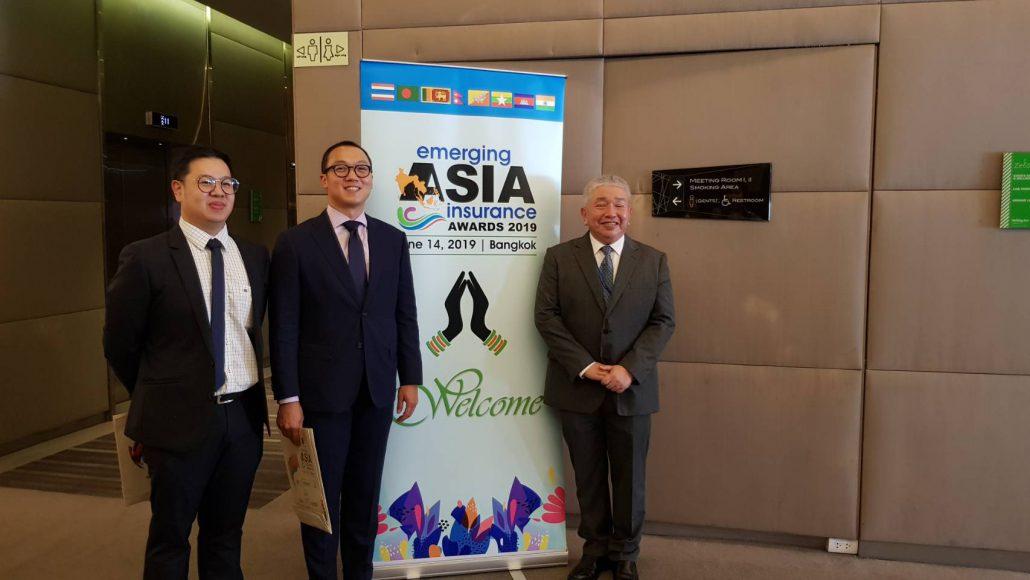 หอการค้าอินเดียผนึก TII จัดงาน Emerging Asia Insurance Conclave and Awards 2019 9