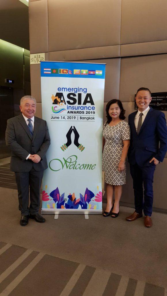 หอการค้าอินเดียผนึก TII จัดงาน Emerging Asia Insurance Conclave and Awards 2019 12