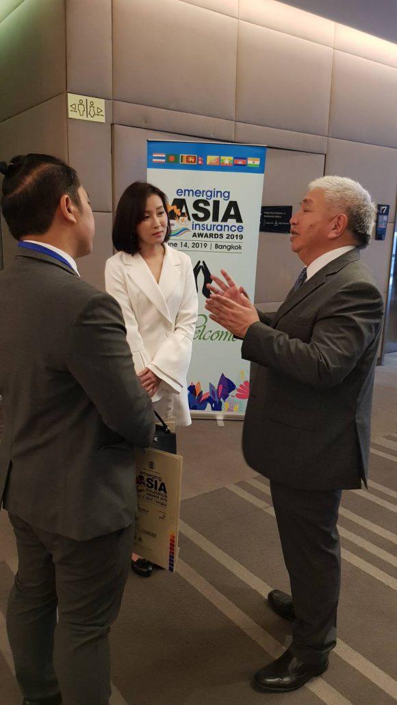 หอการค้าอินเดียผนึก TII จัดงาน Emerging Asia Insurance Conclave and Awards 2019 13