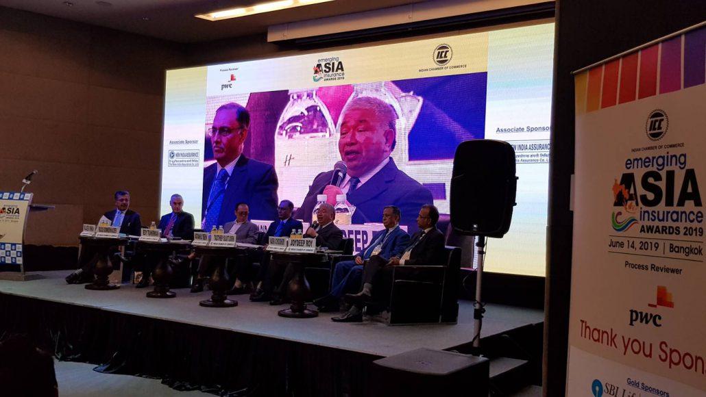 หอการค้าอินเดียผนึก TII จัดงาน Emerging Asia Insurance Conclave and Awards 2019 15