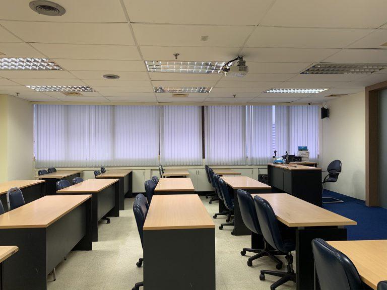 จองห้องประชุม 3