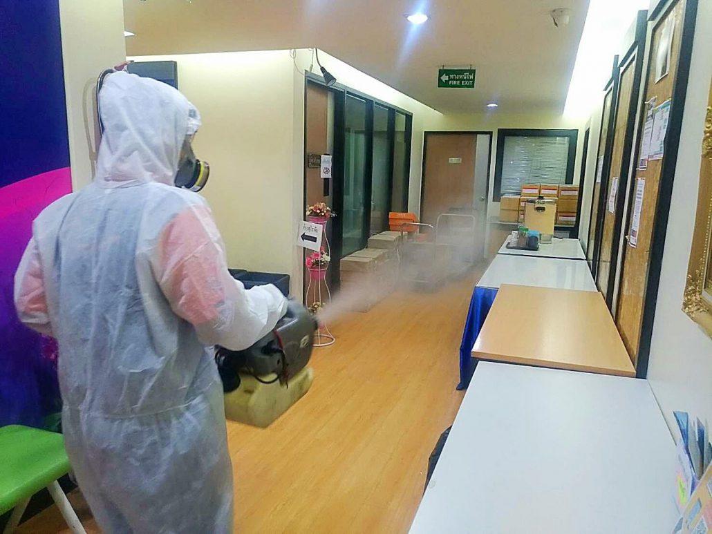 สถาบันประกันภัยไทยห่วงใยใส่ใจ COVID 5